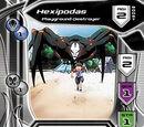 Hexipodas - Playground Destroyer