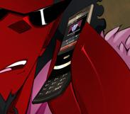 HIM's Phone