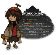 Pinocchiotactics