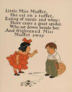 Little Miss Muffet 1 - WW Denslow - Project Gutenberg etext 18546