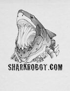 Sharkrobot by bleedman-d5mb4z1