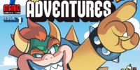New Super Mario Adventures