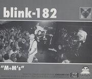 Blink m m's