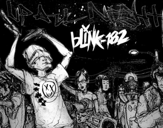 File:Blink 182 up all night-572x450.jpg