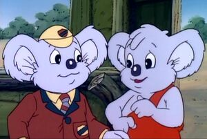 Who is Blinky Bill