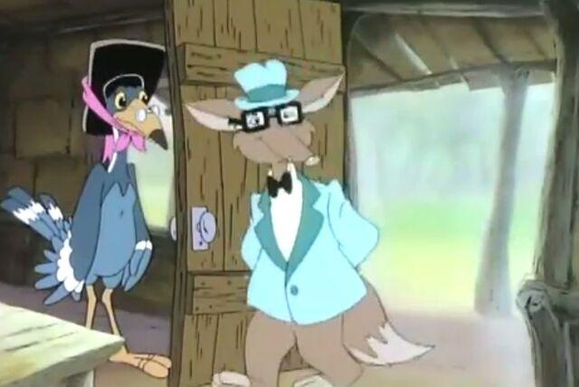 File:Blinky Bill the Teacher Miss Magpie and inspektor Fox.jpg