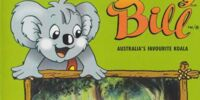 Blinky Bill and the Lost Puppy (VHS)