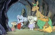 Blinky Bill´s Ghost cave In Cave