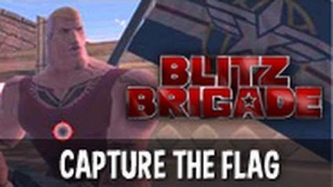 Blitz Brigade - Capture the Flag Update