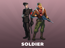 Soldier Class