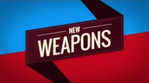 Blitz Brigade - Update 12 NEW GUNS!
