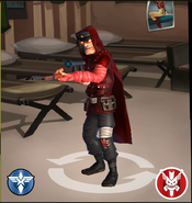 Axis Sniper In Shop