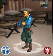 Allies Soldier In Shop1
