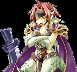 Lizardwoman