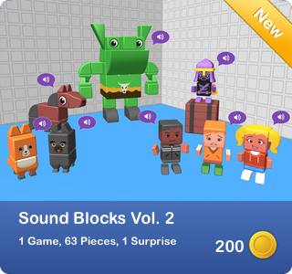 Sound Blocks Vol. 2