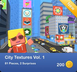 City Textures Vol. 1