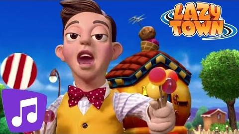 LazyTown The Mine Song Music Video-0