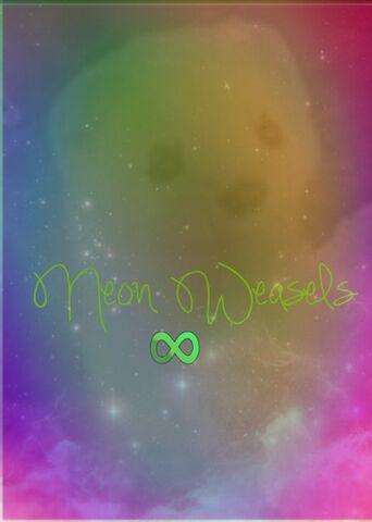 File:Neon weasels by hollydance-d6a1vxr.jpg