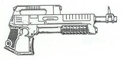 TK-70 Blaster Carbine