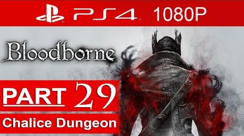 Bloodborne Gameplay Walkthrough Part 29 -1080p HD PS4- Chalice Dungeon - No Commentary