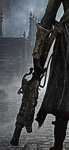 File:Bloodborne-Beast Hunting Rifle.jpg