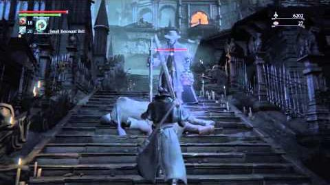 Insight changes monster attacks in Bloodborne