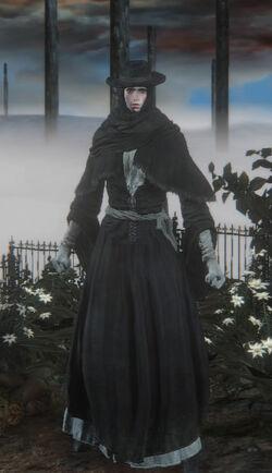 Black Church Set (female)