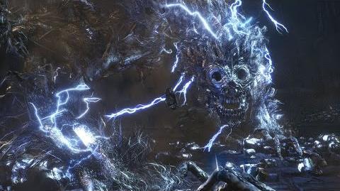 File:Bloodborne's Darkbeast Boss Gameplay - IGN First