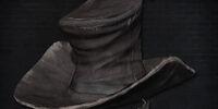 Old Hunter Top Hat