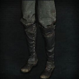 Crowfeather Trousers