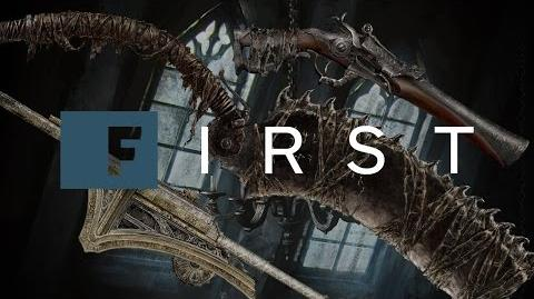 Bloodborne's Devastating Weapons in Action - IGN First