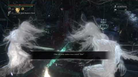 Bloodborne x3 Evil Labyrinth Spirit Trap