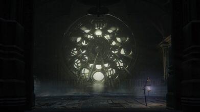 Astral Clocktower (Lamp)