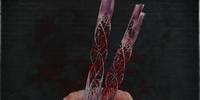 Twin Blood Stone Shards
