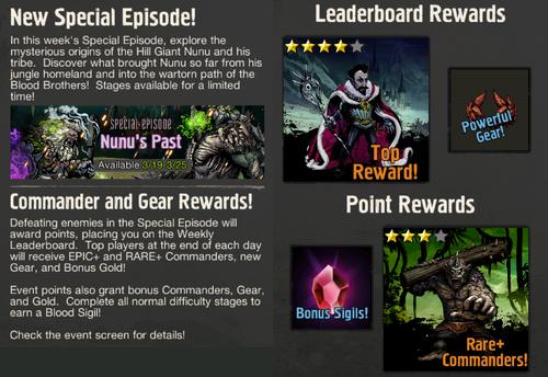 Nunu's Past Overview