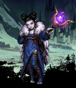 Yulia, Serpent's Soul Image