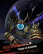 Titans of Arnashia Intro