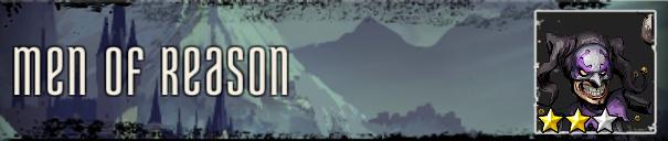 Men of Reason Banner