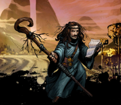 Theodon, Wandering Magus Image