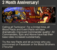 2 Month Anniversary News