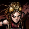 Helena, The Hail Rider Face