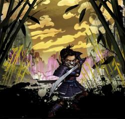 Kaito, The Broken Blade Image