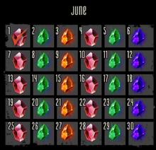 Login Bonus June