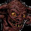 Goblin Mountsman Face