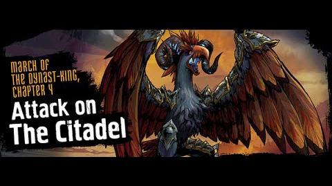 Attack on the Citadel All 5 star