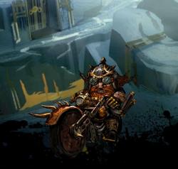 Lemar, Hog Knight Image