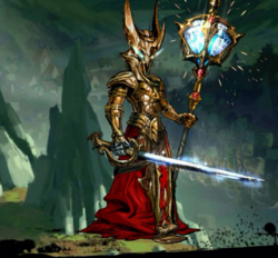 Diemberger, Knight Ascendant Image