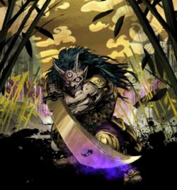 Oniroku, The Unchained Image