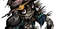 Prowling Scarecrow