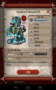 Armored Unicorn II PE